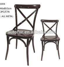 X Back Bistro Chair Style Bistro Chairs Home Design Ideas And Pictures