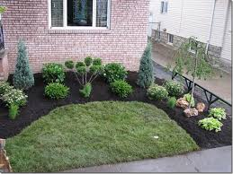 Landscaping Ideas For Front Yards by Minimalist Landscaping Ideas For Small Front Yard Design Using