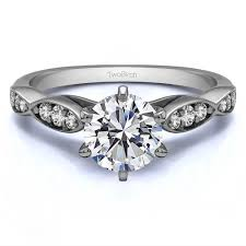 stackable engagement rings 1 21 carat delicate stackable engagement ring