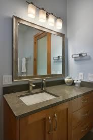 Brushed Nickel Bathroom Vanity Light by Magnificent Bathroom Vanity Lights Brushed Nickel Decorating Ideas