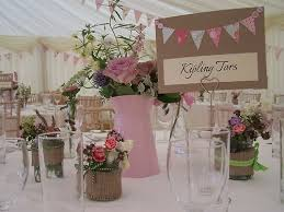 72 best burlap lace pink wedding theme images on pinterest