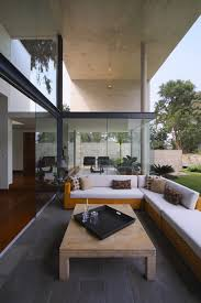 modern interplay of indoor and outdoor living spaces s house in