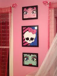 monster high bedroom decorating ideas 109 best monster high images on pinterest monster high dolls