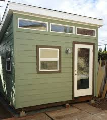 10x12 s1 studio shed front exterior small photography studio