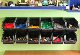 the best ways to organize and store lego