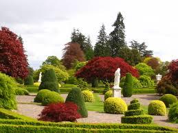 royal botanic garden edinburgh rbge diploma in garden history diploma in garden history image of drummond castle gardens