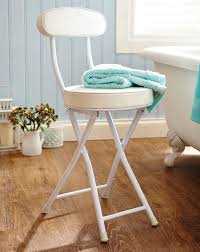 Small Bathroom Chairs Bathroom Vanities Fabulous Cool Bathroom Vanity Chair With Back