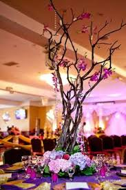 manzanita tree centerpiece manzanita tree centerpiece in wood box ev floral designs