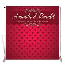 custom backdrops 55 best events backdrops wedding banners images on