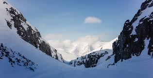 free images snow mountain range weather snowshoe skiing