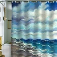 Sea Themed Shower Curtains Theme Shower Curtains Foter