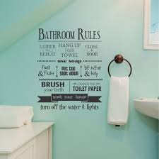 decorating cool shell bathroom wall picture ideas why you decorating interesting bathroom wall art quotes with ring towel holder ideas