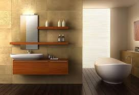 get a welcoming look with unique bathroom interior design ideas
