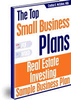 real estate investing business plan template for download