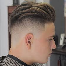 high hairline sideshade men 21 best fade haircuts