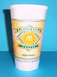 Coffee Mcd mcd lp