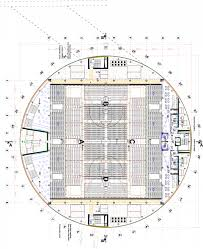 Stadium Floor Plans Gallery Of Kedainiai Arena 4plius Architects 19 Architects