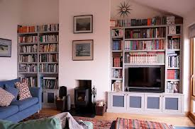 Bookshelves And Cabinets by Alcove Bookcase Media Cabinets Bookshelves Bespoke Design
