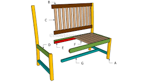 Building A Kitchen Bench - kitchen bench plans howtospecialist how to build step by step