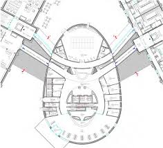 Police Station Floor Plan Jean Nouvel Mdw Architecture New Police Centre Extension Of