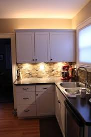 Kitchen Cabinets Lighting by Adding Lights Above And Below The Cabinets Diy Christmas Lights