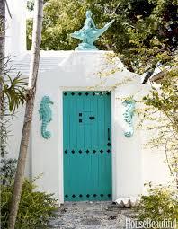 Teal Front Door by 14 Best Front Door Paint Colors Paint Ideas For Front Doors