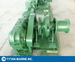 manual anchor windlass electric anchor windlass tytan marine