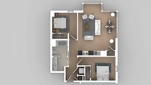model 2x1 floor plans