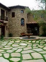 Tuscan Backyard Landscaping Ideas Old World Backyard Design Italian Cypress In Formal Tuscan