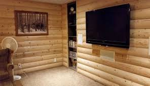 log home interior walls log siding rustic lumber co