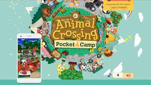 animal crossing pocket camp u0027 arrives on smartphones in november