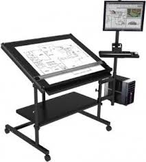 Norman Wade Drafting Table Drafting Table Arm Modern Drafting Tables Foter Adjustable