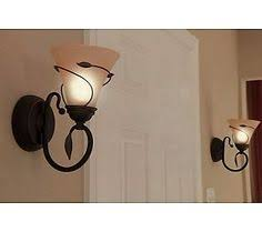 Flameless Candle Wall Sconce Set 2 Some Kind Of Set Of Two Matching Battery Powered Wall Sconces For