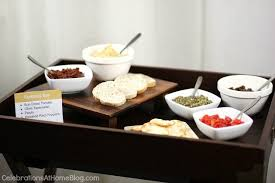toppings bar entertaining hummus toppings bar with classic recipe