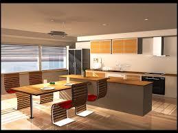 freistehende kochinsel mit tisch angenehm auf moderne deko ideen - Freistehende Kochinsel Mit Tisch