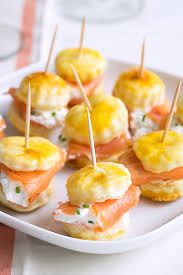 puff pastry canape ideas salmon puff pastry appetizer recipe eatwell101