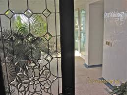 stained glass interior door stained glass sans soucie art glass