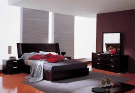Modern Bedroom Furniture Sets Collection Volare King Size Modern Black Bedroom Set 5pc Made In Italy Ebay