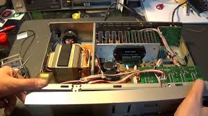 sony ta v3 stereo repair with a dead amplifier youtube