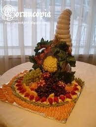 classic cornucopia diy autumn decor thanksgiving