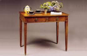 bureau louis philippe merisier table à ecrire en merisier meubles hummel
