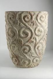 Galvanised Vases Copper Metal 12