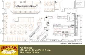 pizza shop floor plan restaurant floor plan with restaurant design projects