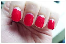 shellac manicure an honest opinion kristina braly