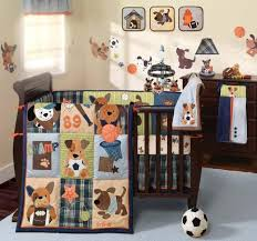 Baby Boy Sports Crib Bedding Sets Animals And Sports Are Amazing For Baby Boy Crib Bedding Sets By