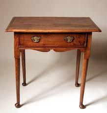 Oak Side Table An Oak Side Table Pegs And U0027tails