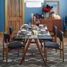 Jensen Dining Table West Elm UK - West elm dining room table