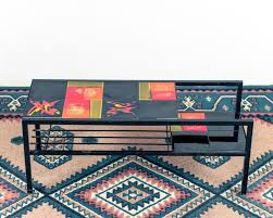 1970 u0027s retro tiled coffee table u2013 oddhaus vintage