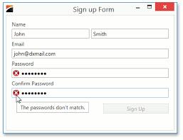 delphi mvvm tutorial devexpress mvvm framework data validation implementing