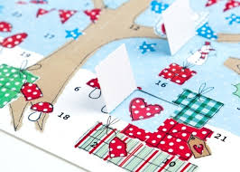 gorgeous advent calendar dots and spots